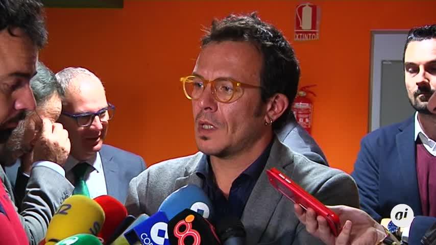"""La reordenación de Plaza Sevilla """"será una realidad la próxima semana"""""""