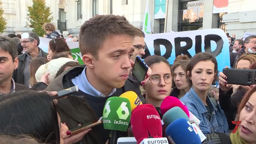 """Errejón cree que va a """"prevalecer la sensatez"""" en Podemos Madrid"""