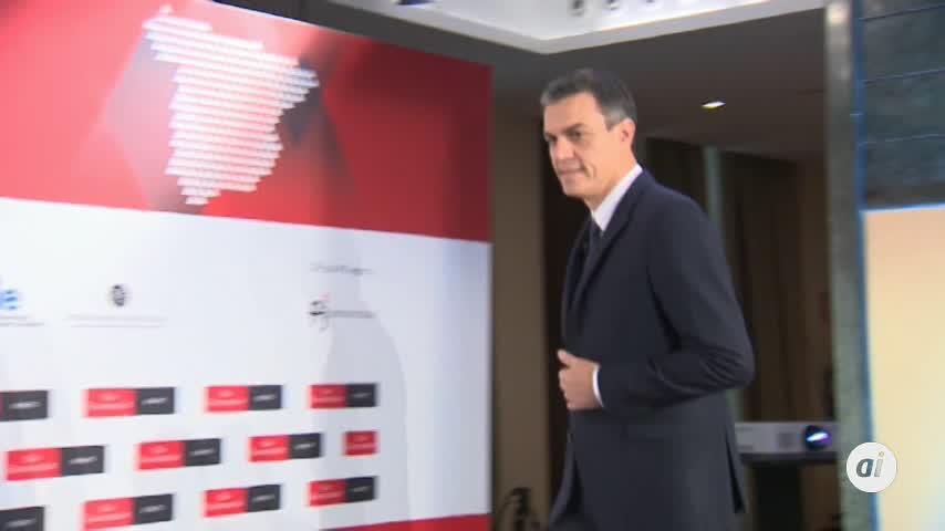 """Pedro Sánchez ve """"acortada"""" su """"vocación de agotar la legislatura"""""""
