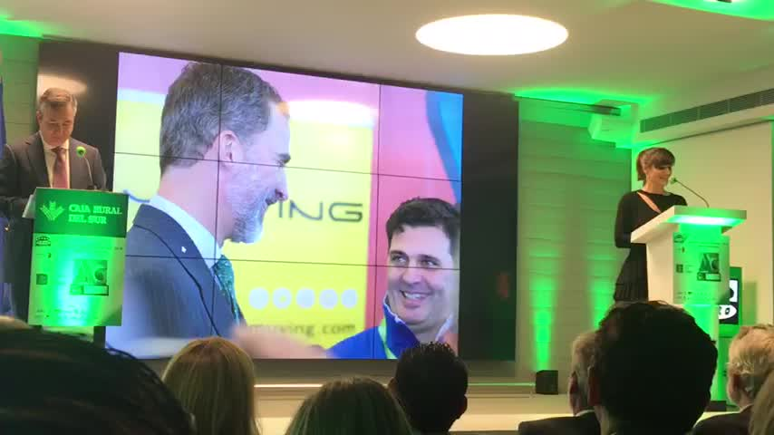 Muving, reconocida en los 'Premios Andalucía Capital 2018'