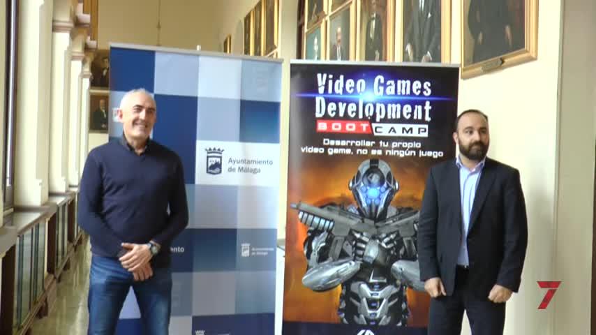 El primer 'Bootcamp' de programación de videojuegos será en Málaga