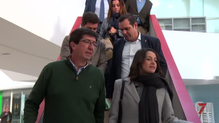 """Cs defiende desde Jerez """"una PAC sin recortes"""" para el campo"""