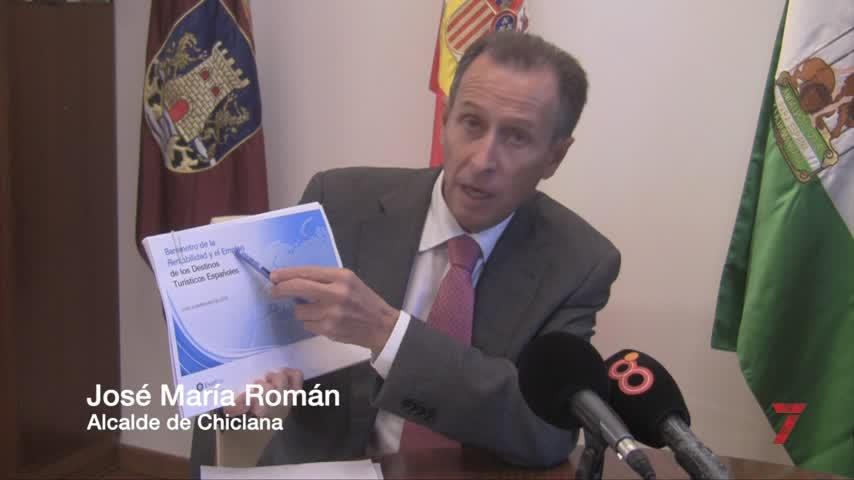 Chiclana se aúpa al segundo puesto del Barómetro Exceltur de turismo