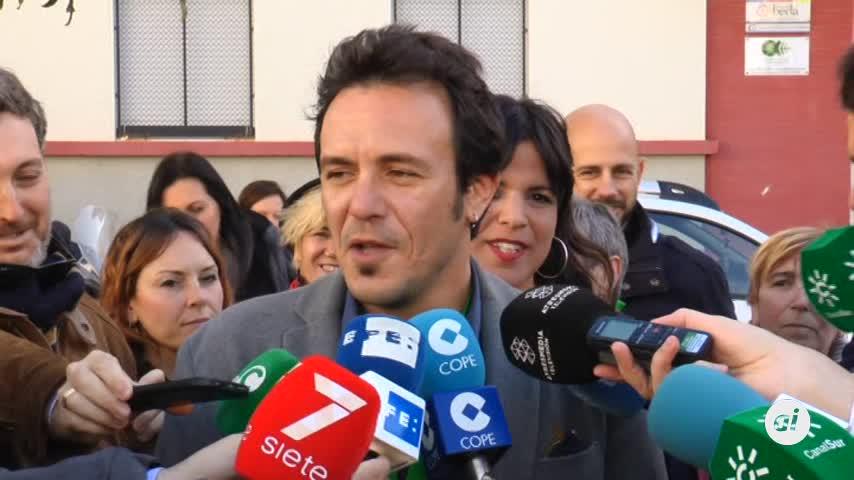 """Kichi: """"Hoy es el día que darán el sí quiero a Adelante Andalucía"""""""