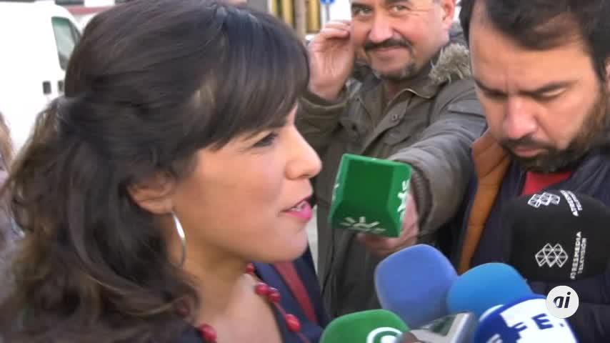 "Teresa Rodríguez desea que ""los andaluces hagan política"""