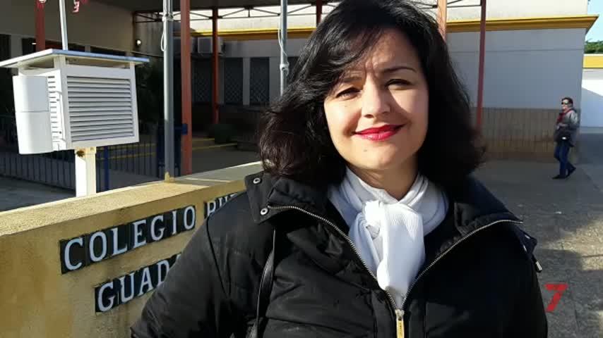 """Virginia Pérez (PP) espera celebrar """"un cambio"""" esta noche"""