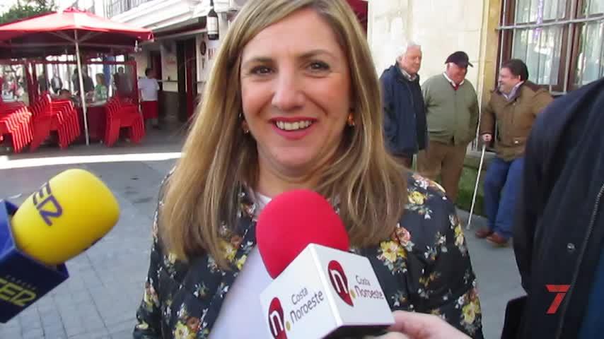 El PSOE anima a los sanluqueños a acudir a votar