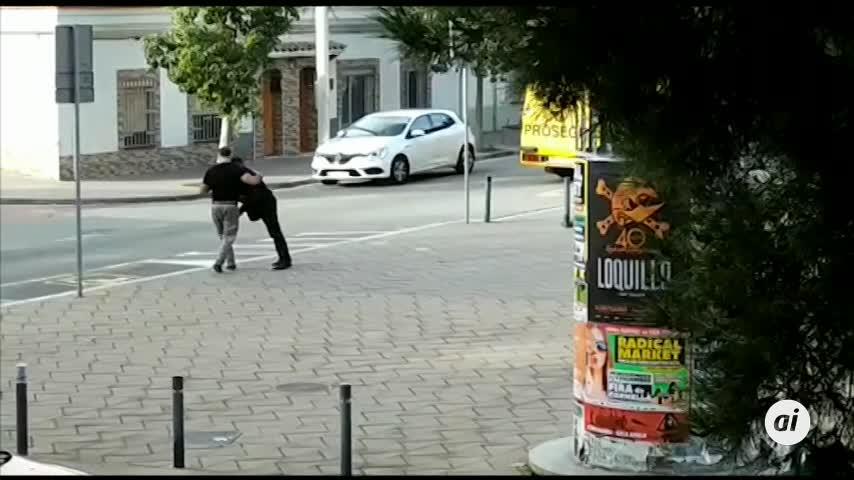 Los heridos en el tiroteo de Barcelona evolucionan favorablemente