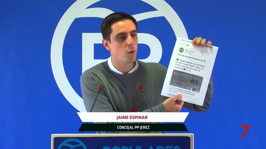 El PP reclama la dimisión de Díaz por el uso privado del coche oficial
