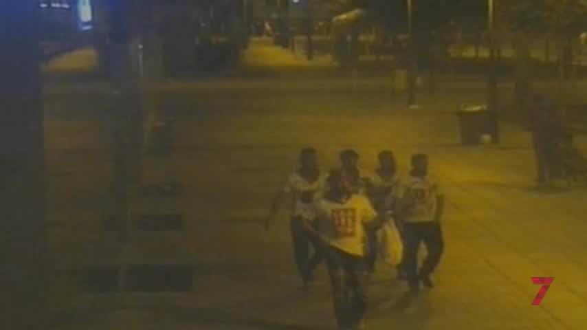 El TSJN descarta que La Manada actuara con violencia