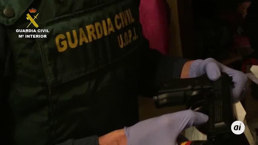 Cinco personas detenidas acusadas de matar a un hombre de un tiro