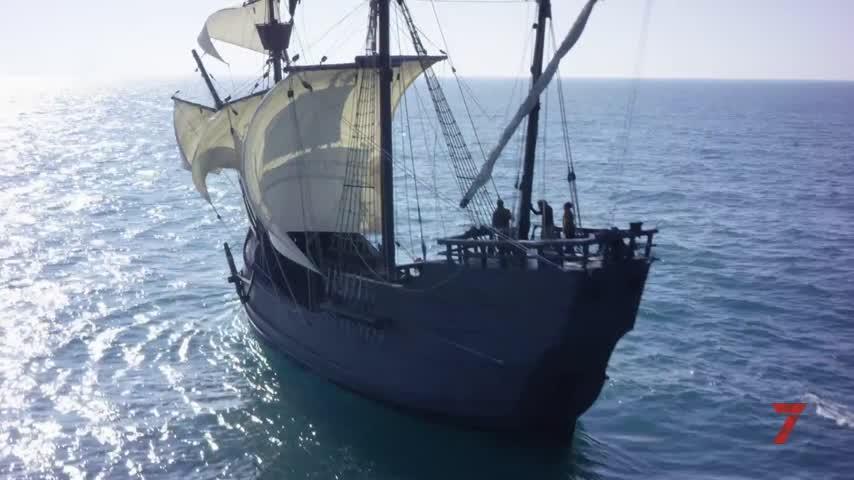 La Nao Victoria llegará a Rota del 11 al 16 de diciembre