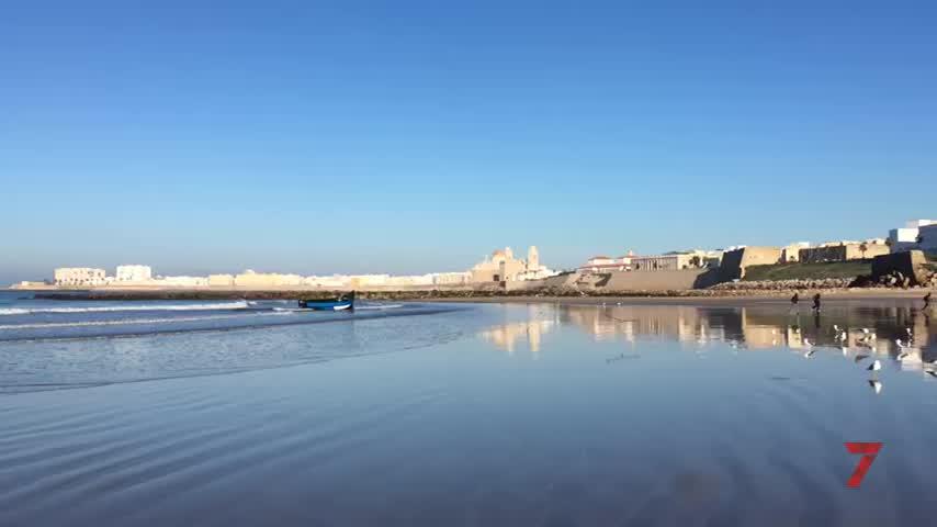 400 inmigrantes han llegado este domingo a la costa de Andalucía