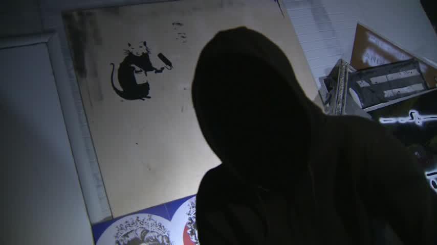 'Banksy. Genius or vandal?' El universo del arte callejero, en Ifema