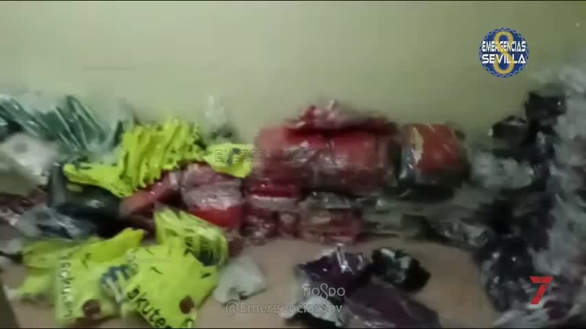 Intervenidas 20.000 prendas deportivas falsas valoradas en un millón
