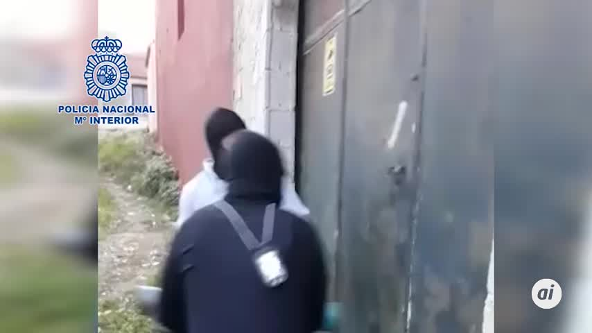 A prisión tras disparar a policías para proteger 400 kilos de hachís