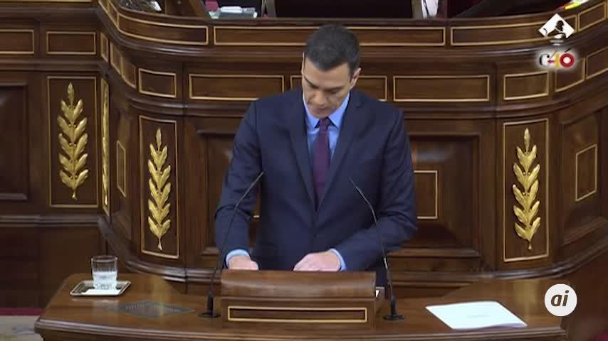 Sánchez enviará un número suficiente de agentes a Cataluña
