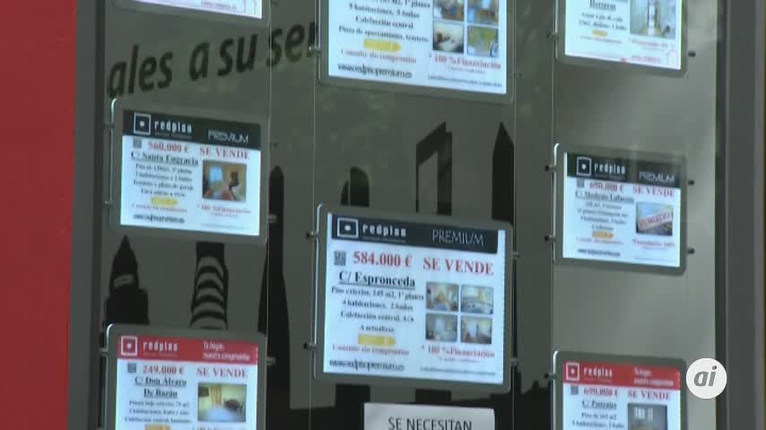 La compraventa de viviendas registra su mejor octubre en 11 años