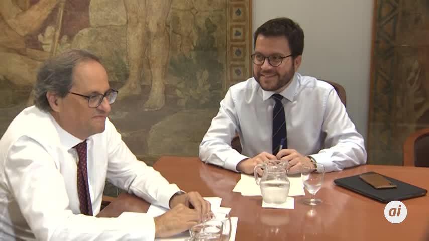 Calvo ofrece formalmente por carta al Govern una reunión en Barcelona