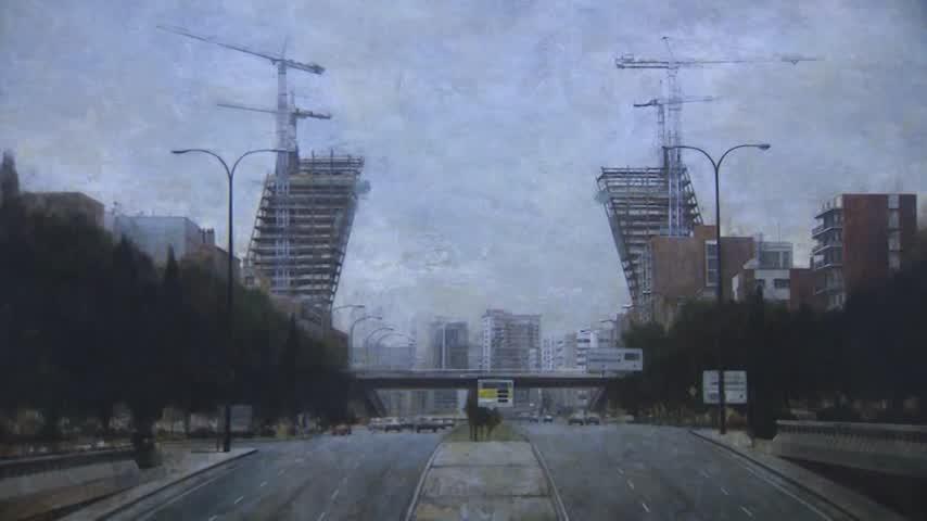 Exposición 'Pongamos que hablo de Madrid' en el MAC