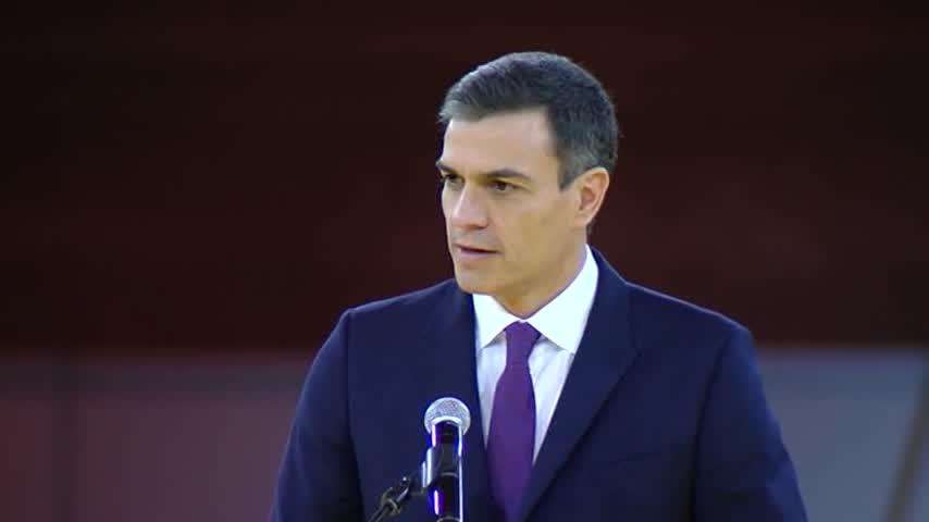 Sánchez a Cataluña: Los problemas no se resuelven desde la crispación