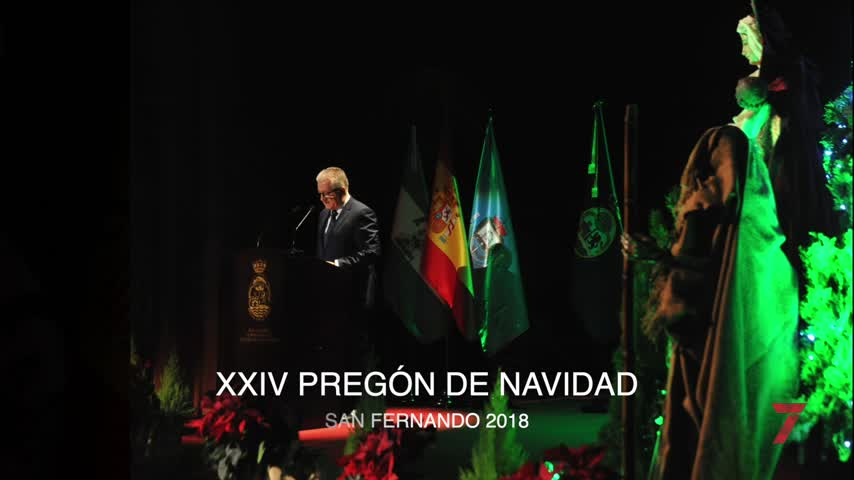 El pregón de Manolo Casal abre oficialmente la Navidad en La Isla