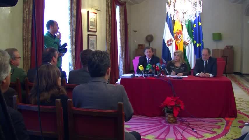 La estación de mercancías de Jerez empezará a funcionar en enero