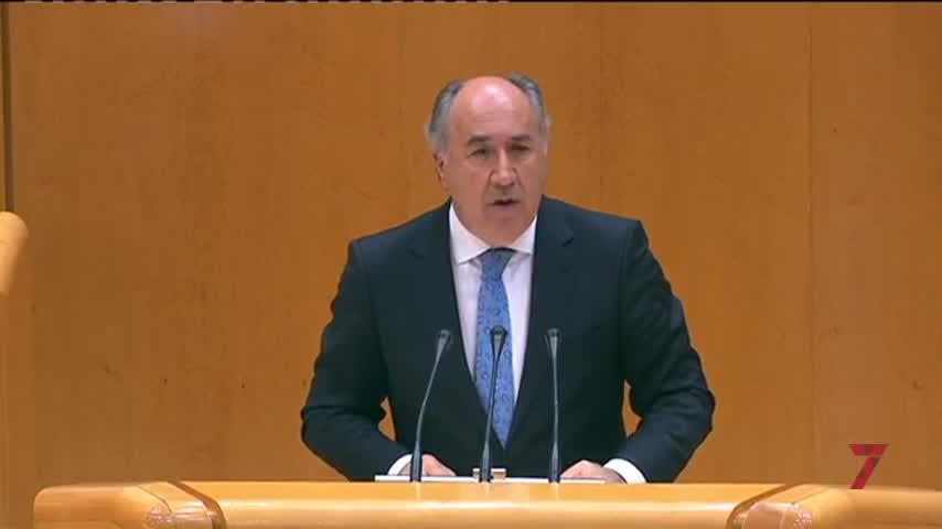 El Senado respalda la moción del PP sobre Gibraltar