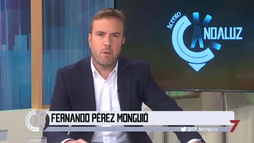"Jiménez Barrios: ""Susana Díaz seguirá, sin ninguna duda"""
