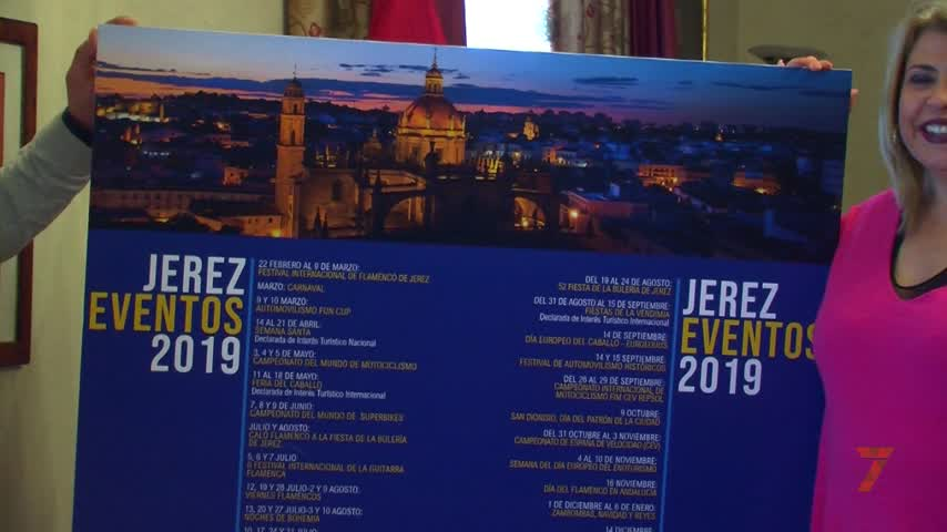 Jerez inicia la promoción de sus principales eventos para 2019