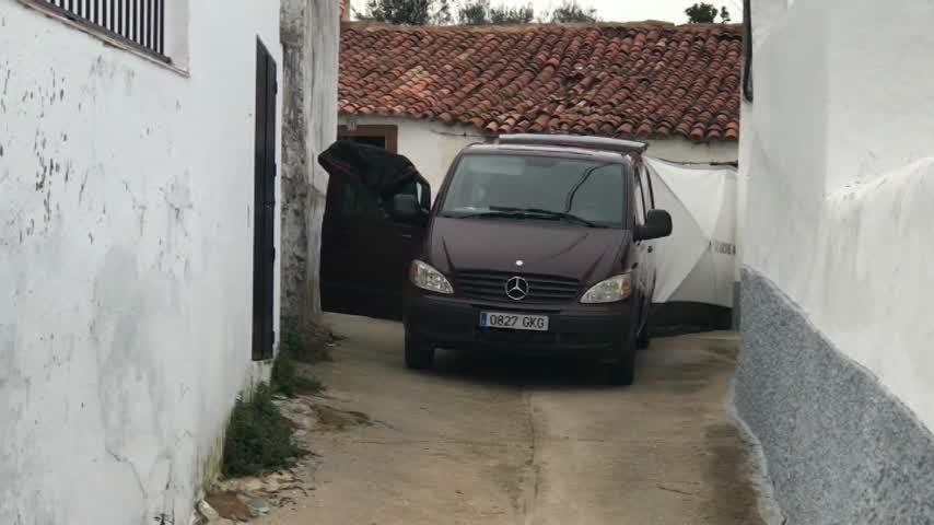 Montoya, en la prisión de Huelva por el asesinato de Laura Luelmo