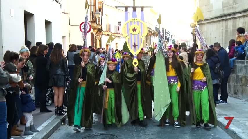 El Gran Visir abre la senda a la ilusión en torno a los Reyes Magos