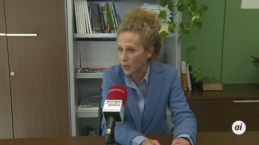La juez decana de Barcelona critica la entrega en Madrid los despachos