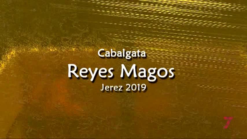 Los Reyes Magos regalan ilusión a miles de jerezanos
