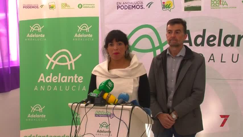 Adelante Andalucía no plantea vetos para una candidatura alternativa