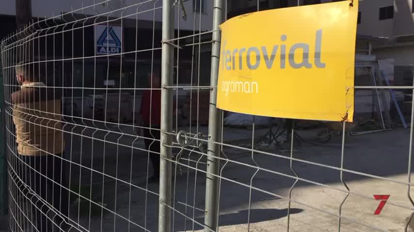 Un trabajador fallece al caer al vacío desde un andamio en Cádiz