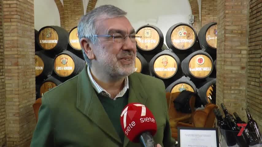 El Marco de Jerez presume de la materia prima de sus mostos