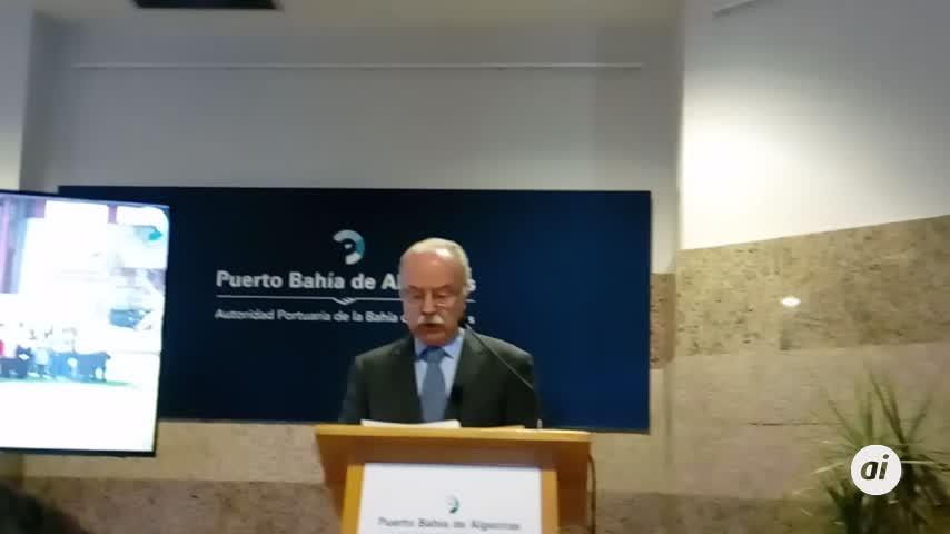 El Puerto de Algeciras cierra 2018 con 106,8 millones de toneladas