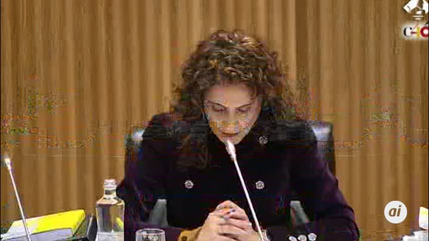 """Montero defiende el """"cambio de rumbo"""" de los Presupuestos Generales"""