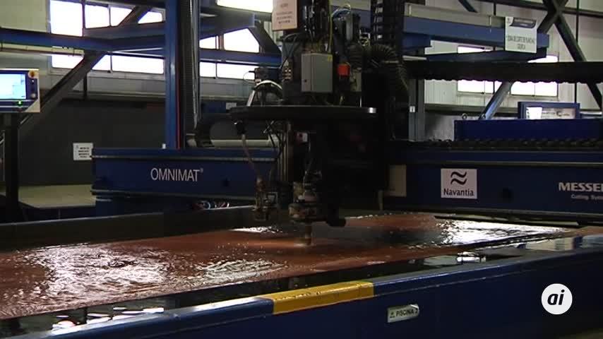 Más de 100 empresas auxiliares se beneficiarán con las corbetas