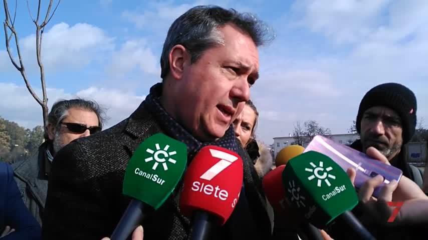 """El alcalde asegura que el derbi es una """"auténtica complicación"""""""