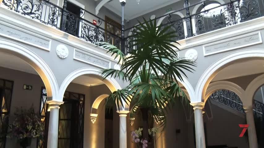 'Casa Palacio María Luisa', o cuando el gran lujo llega al centro