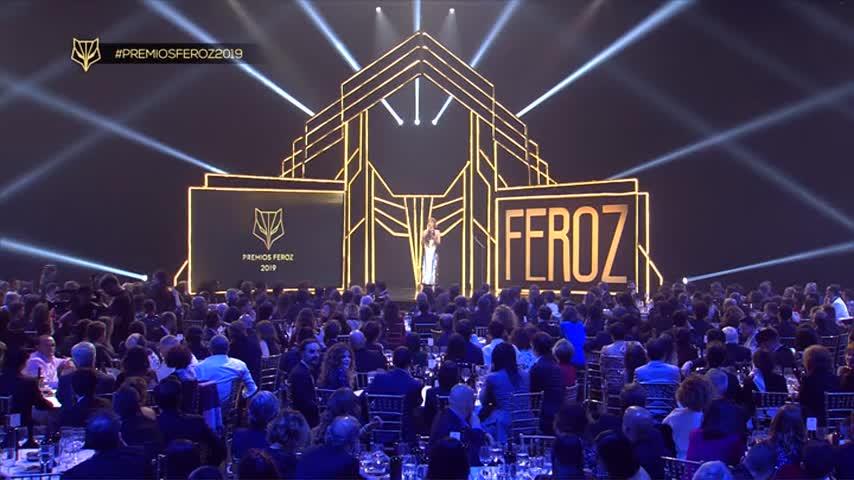 Los andaluces Antonio de la Torre e Inma Cuesta, Premios Feroz