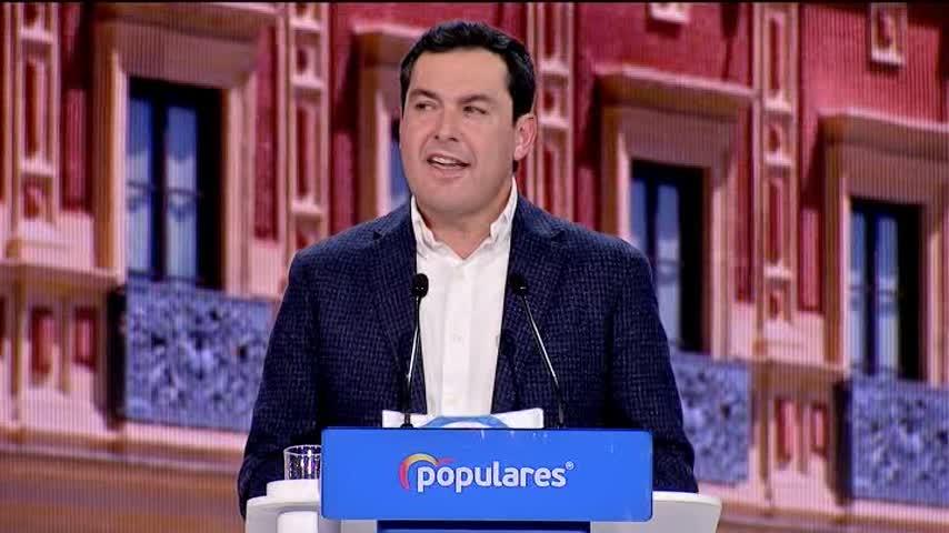 """""""La ola de cambio del sur no para en Despeñaperros, llegará a Moncloa"""""""