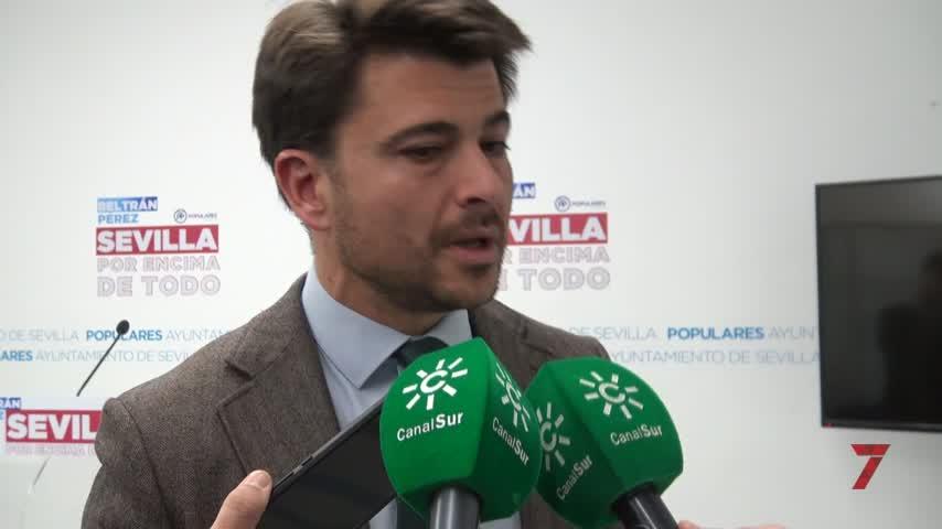 Beltrán Pérez augura que habrá presupuesto cuando haya nuevo gobierno
