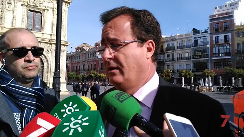 """Cabrera reconoce que """"se ha perdido"""" una oportunidad en Polígono Sur"""