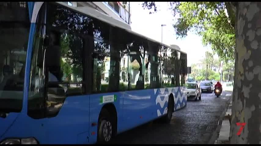 Los Autobuses Urbanos alcanzan los 5,3 millones de viajeros