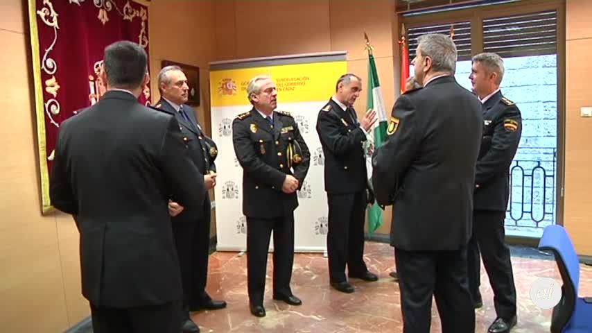 Pacheco recibe a seis nuevos responsables de la Policía Nacional