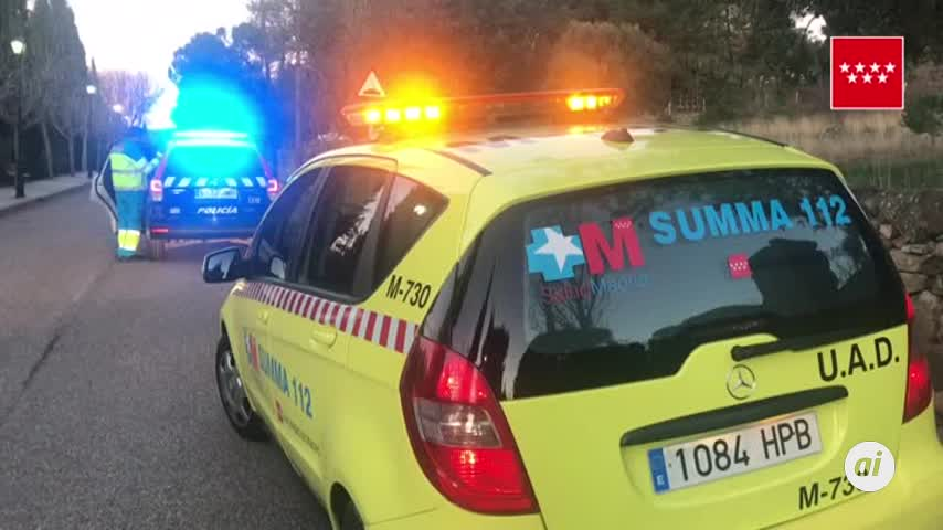 Un joven de 17 años fallece tras ser arrollado por un tren en Madrid