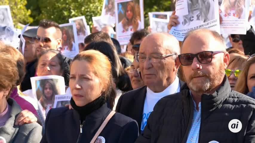 Más de 3.000 personas piden repetir el juicio por Marta del Castillo